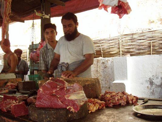 Yangon - Theinbyu Zei Market