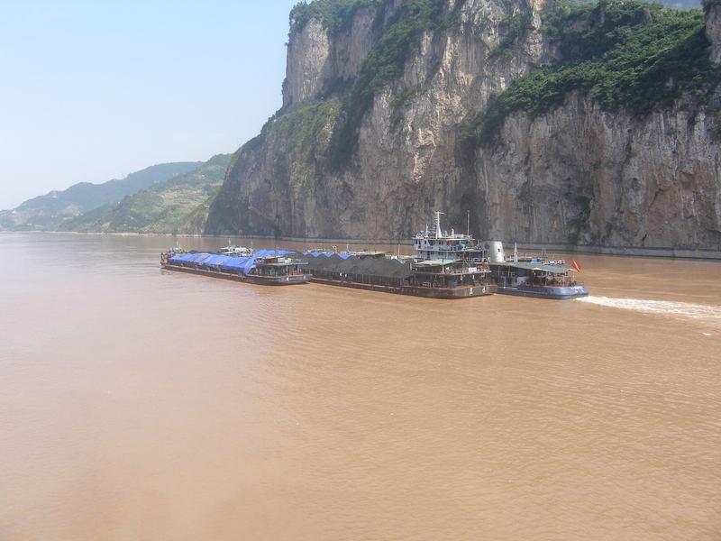 """ Yangtse ""Chinas grosser Fluß"