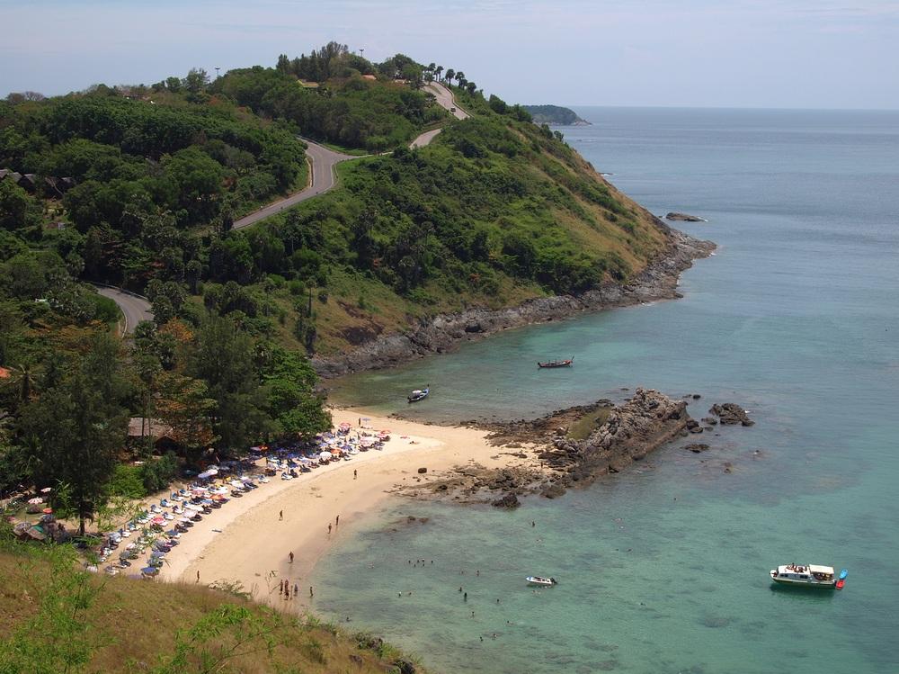 Yanui-Beach auf Phuket