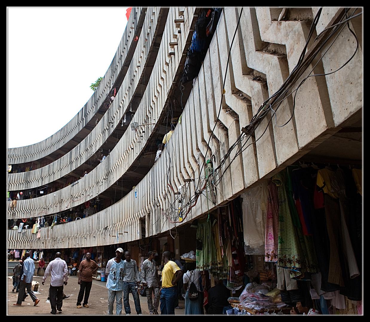 Yaoundé Central Market