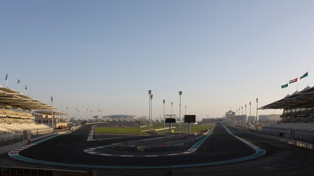Yas Marina Circuit - Abu Dhabi (2)