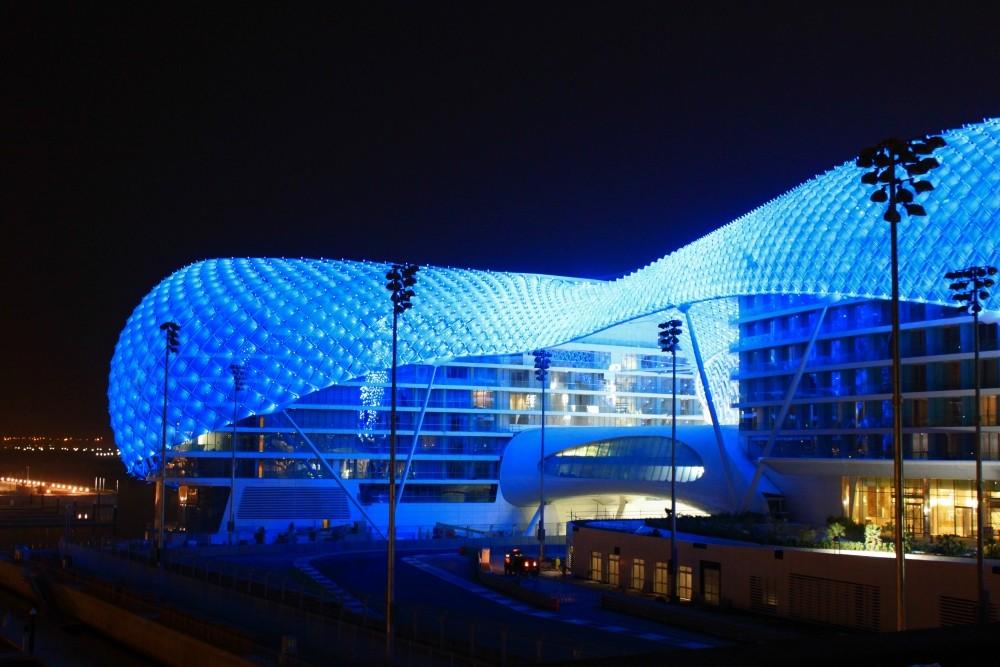 Yas Marina Circuit - Abu Dhabi (7)