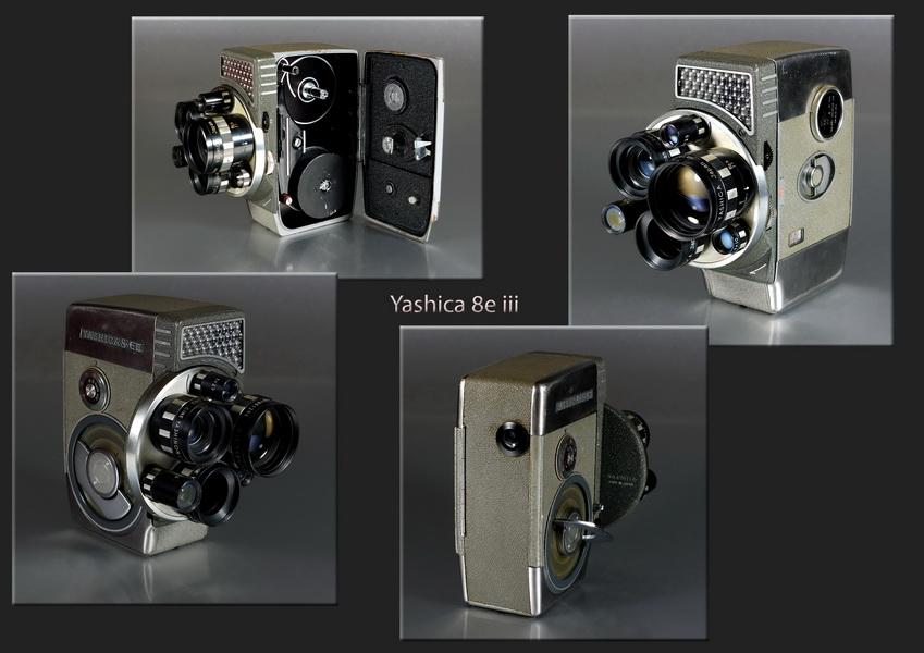 Yashica 8e iii