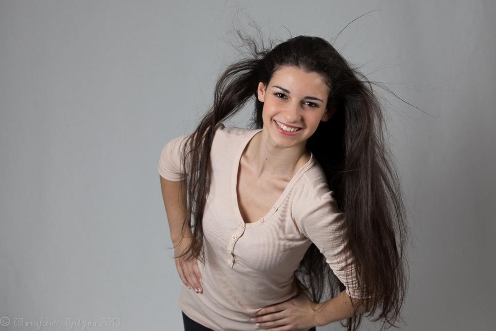 Yasmin im Aufwind