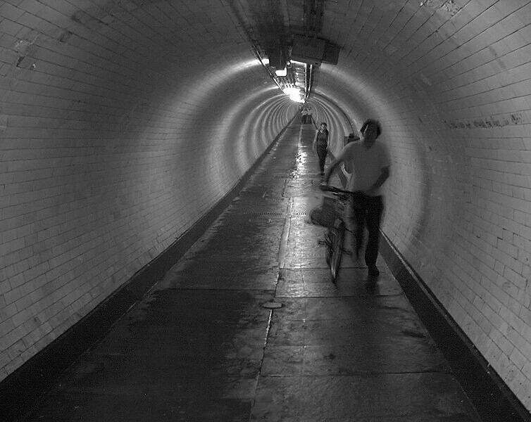 Ye Olde Greenwich Foot Tunnel [reload]