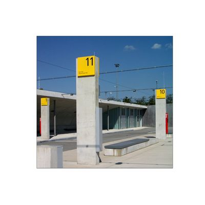 Yellow Bus Station