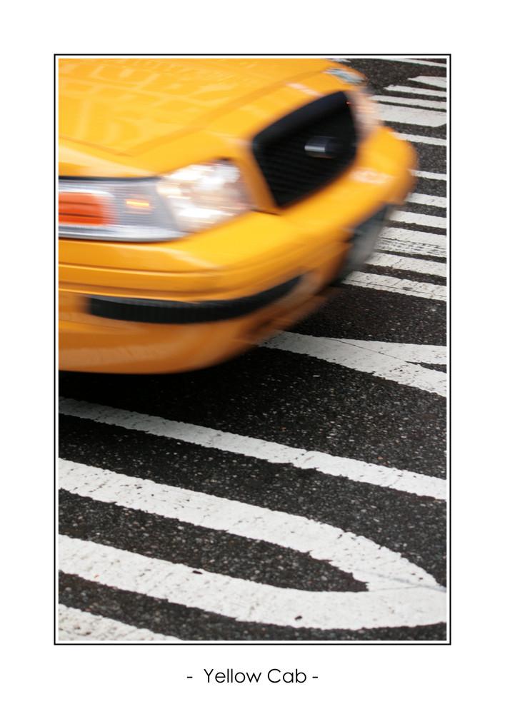 - Yellow Cab -