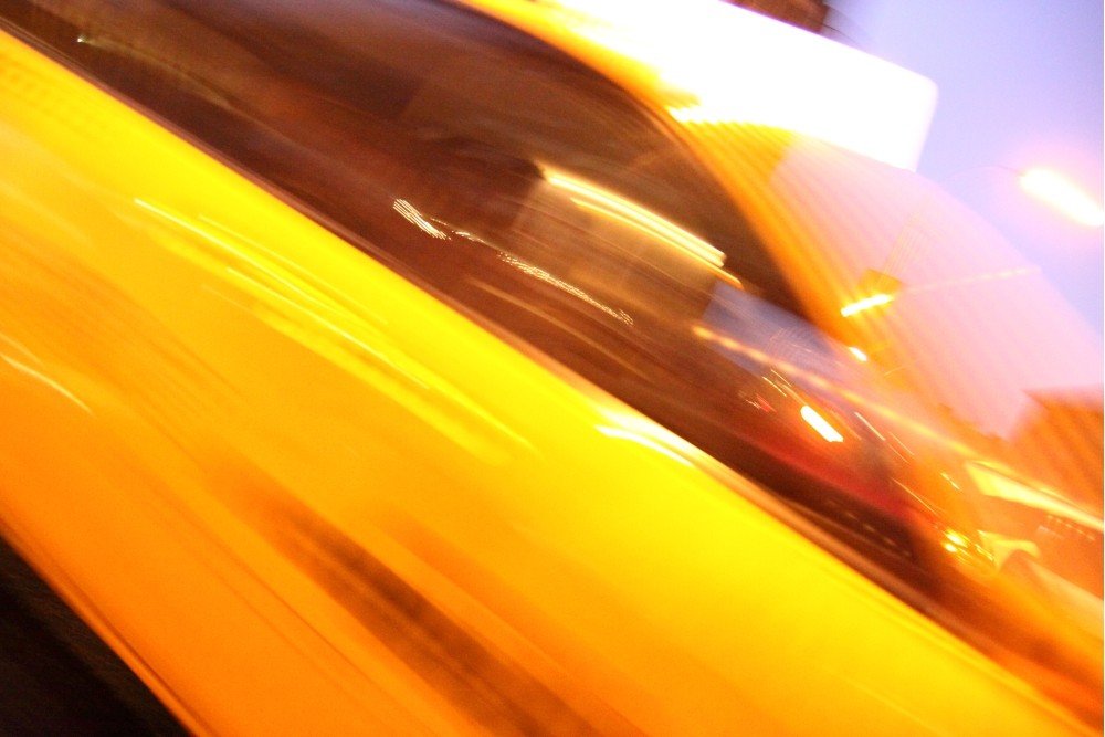 Yellow Cab mal anders