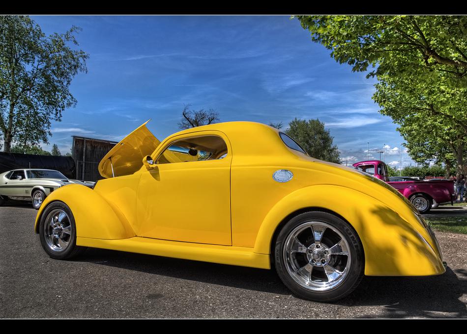 Yellow Custom II