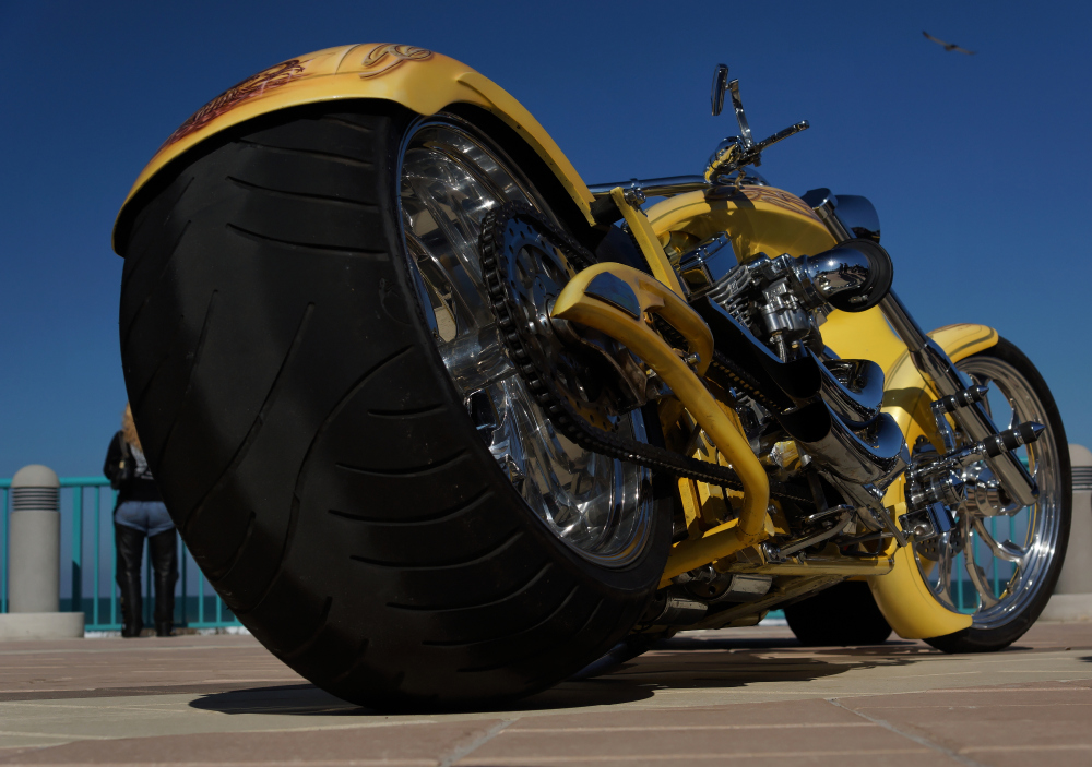 Yellow - Daytona Beach Bike Week 2013
