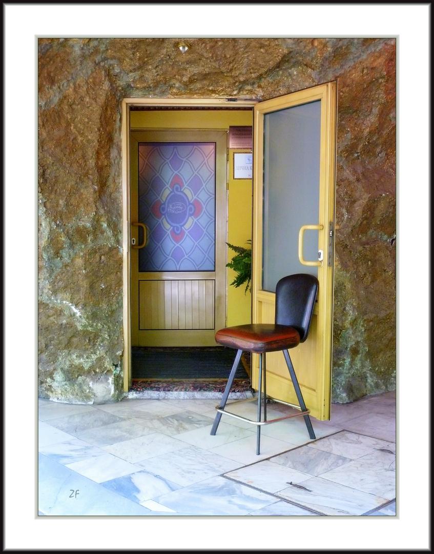 *** Yellow Door ***