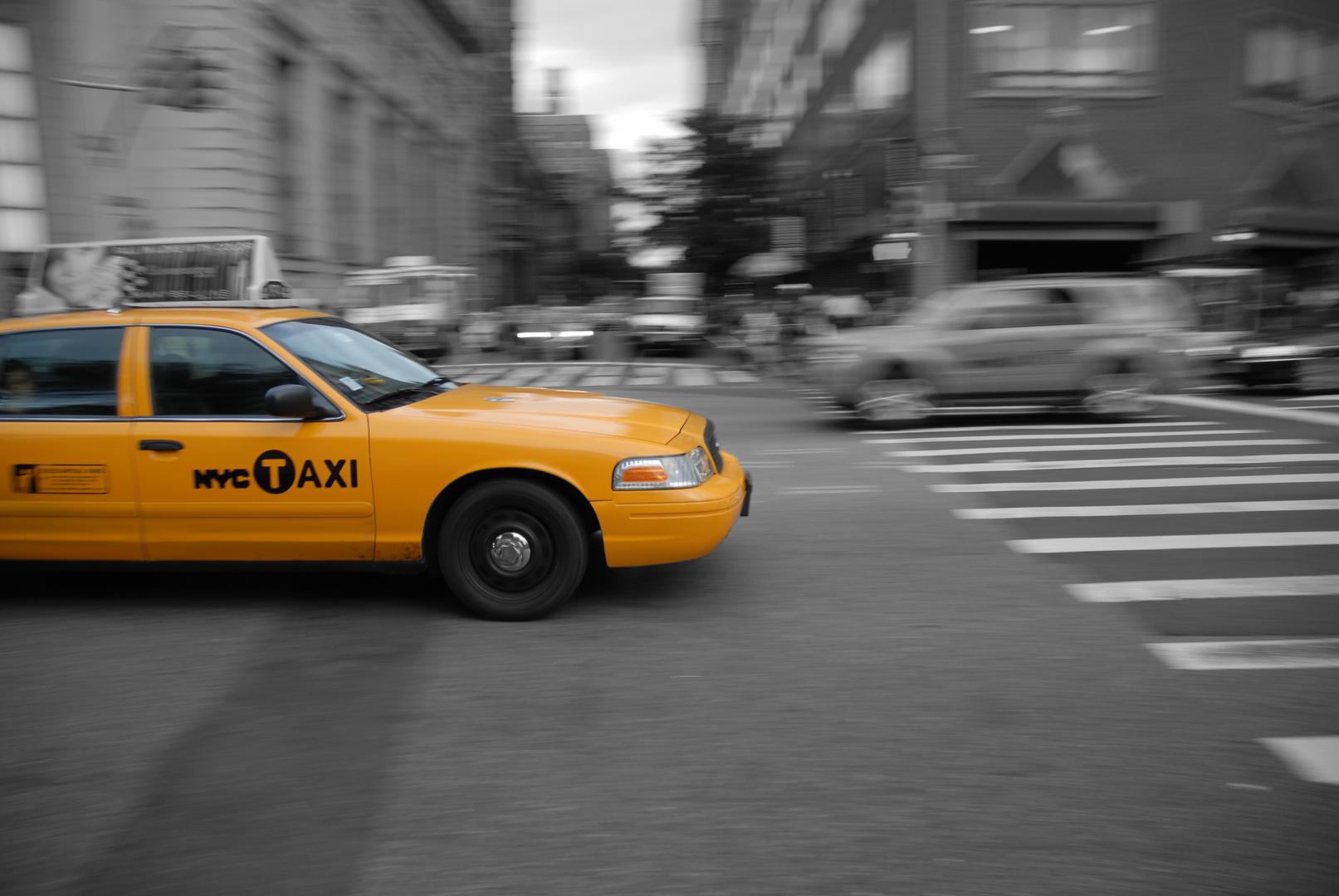 yellow N.Y.C.