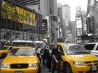 Yellow Square --NYC--