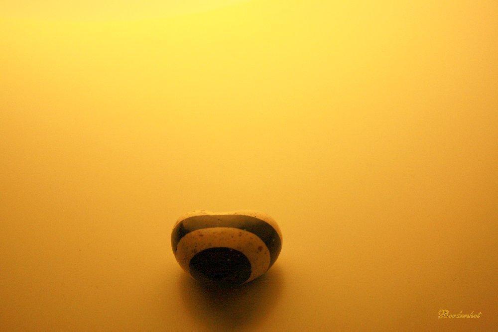 yellow stone(heart)