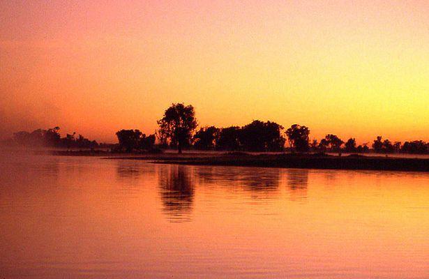 Yellow Waters im Kakadu NP