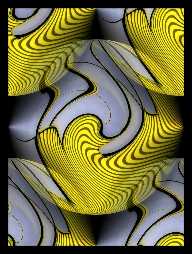 Yellow Waveballs