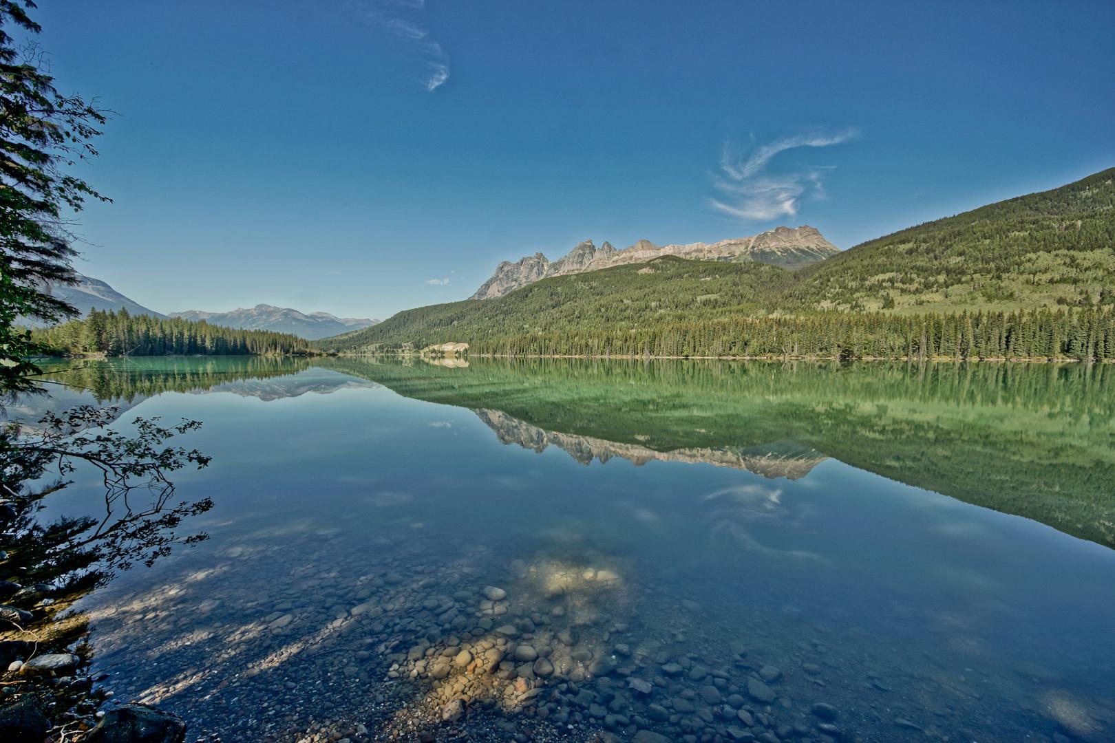 Yellowhead Lake - British Columbia
