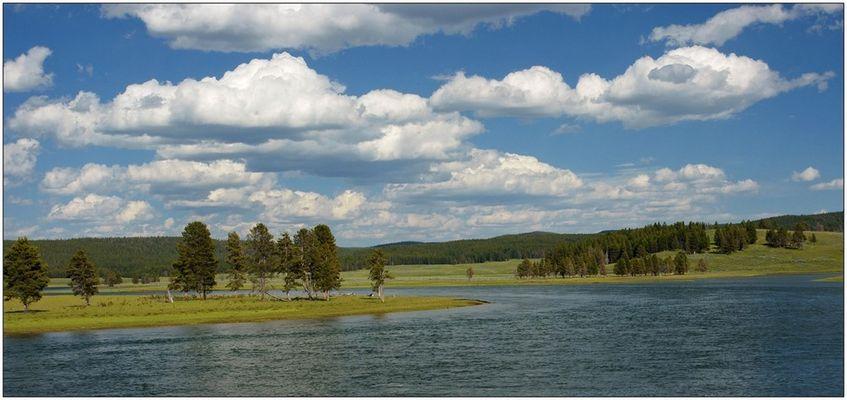 Yellowstone River, Yellowstone NP