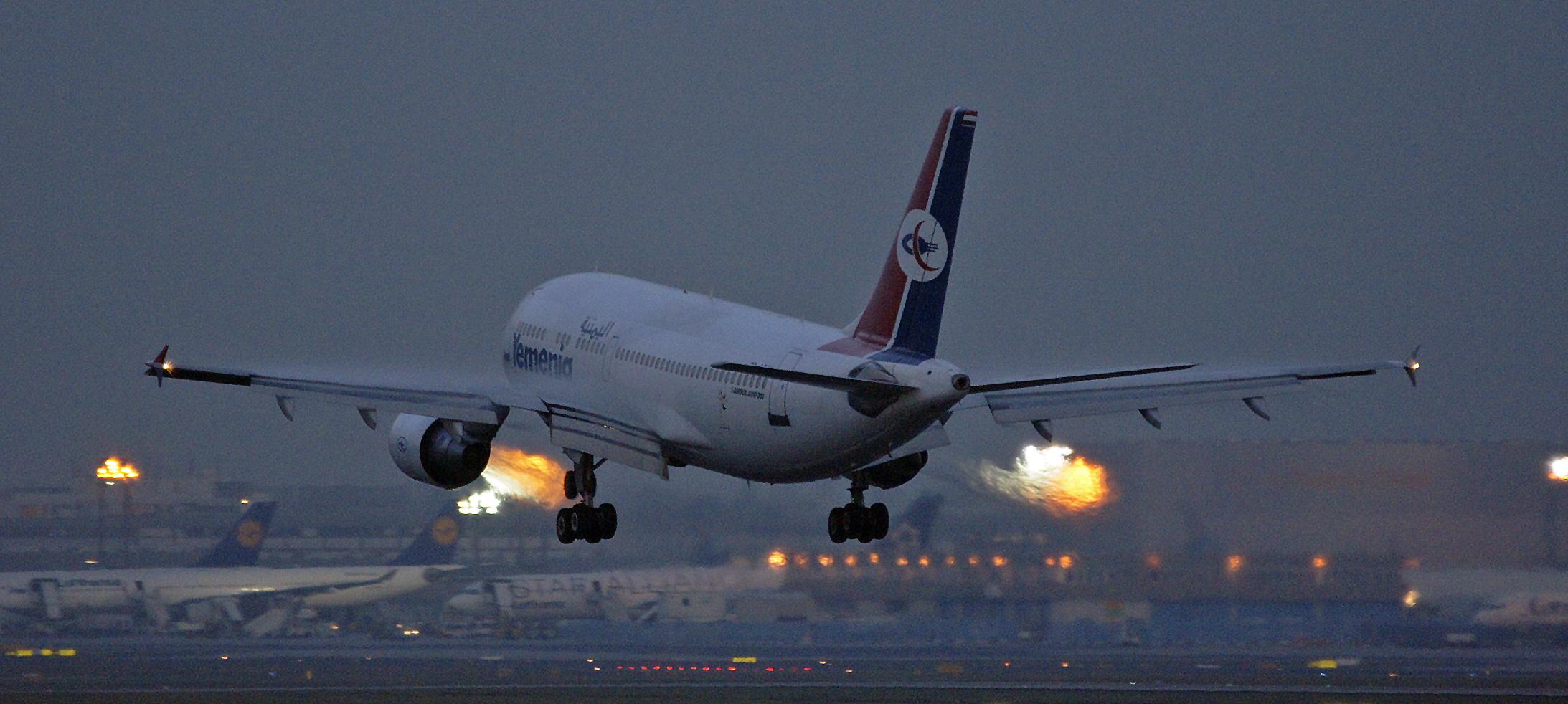 Yemenia Airways