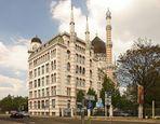Yenidze, ein geschichtsträchtiges Haus …