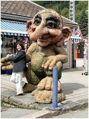 Yes, I saw a Troll.