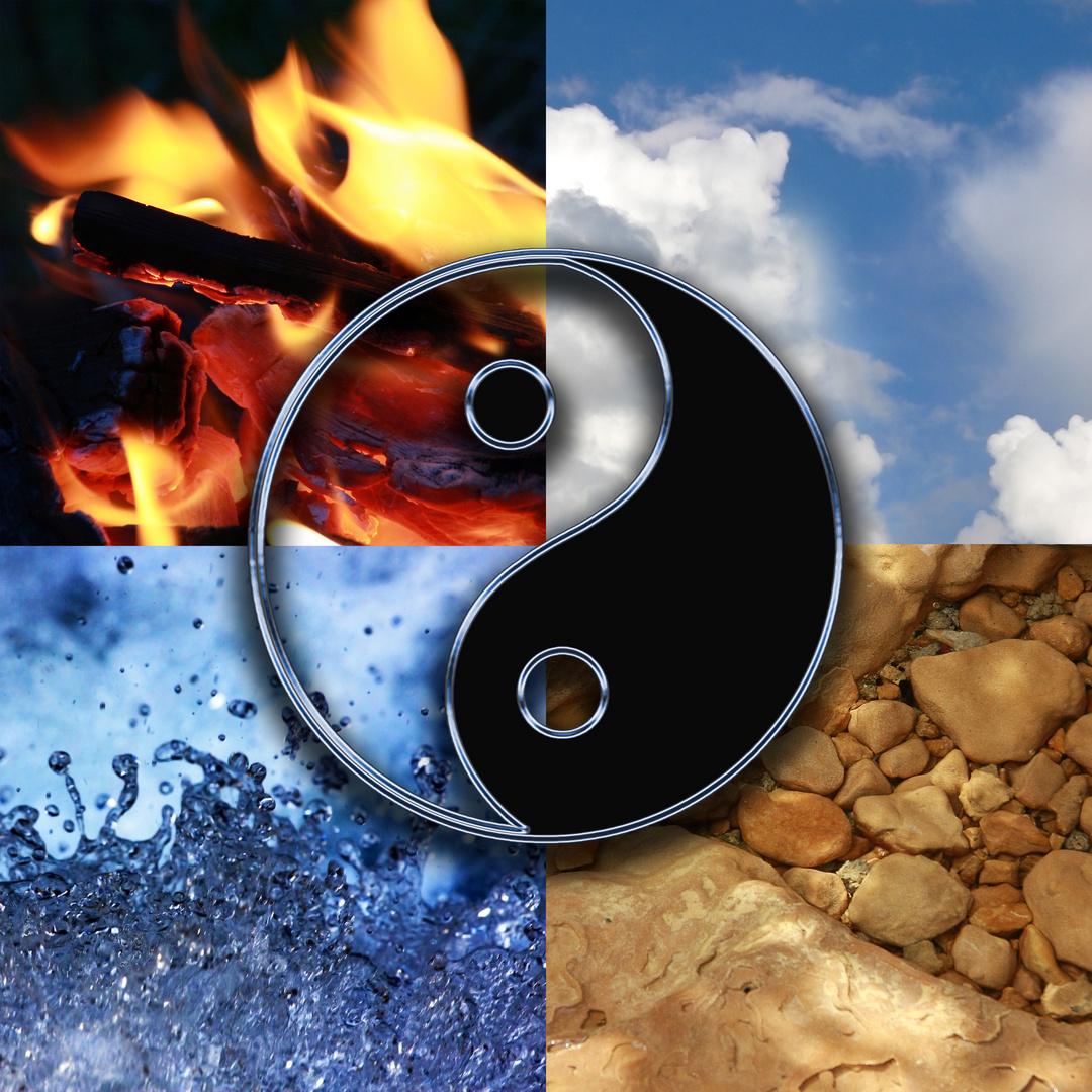 yin yang foto bild medien und werbung wasser wolken. Black Bedroom Furniture Sets. Home Design Ideas