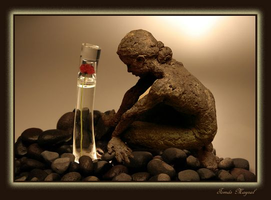 Y..La Piedra se hizo Mujer..