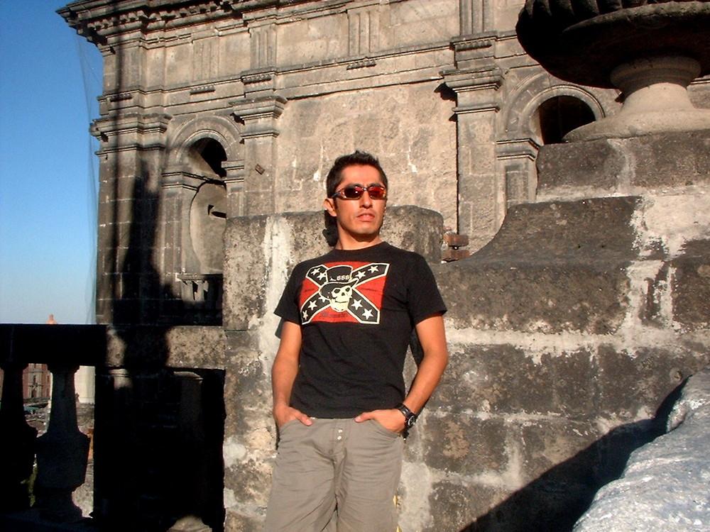 Yo (Catedral Metopolitana, México, D. F.)