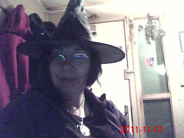 Yo, Hallowen 2001_02