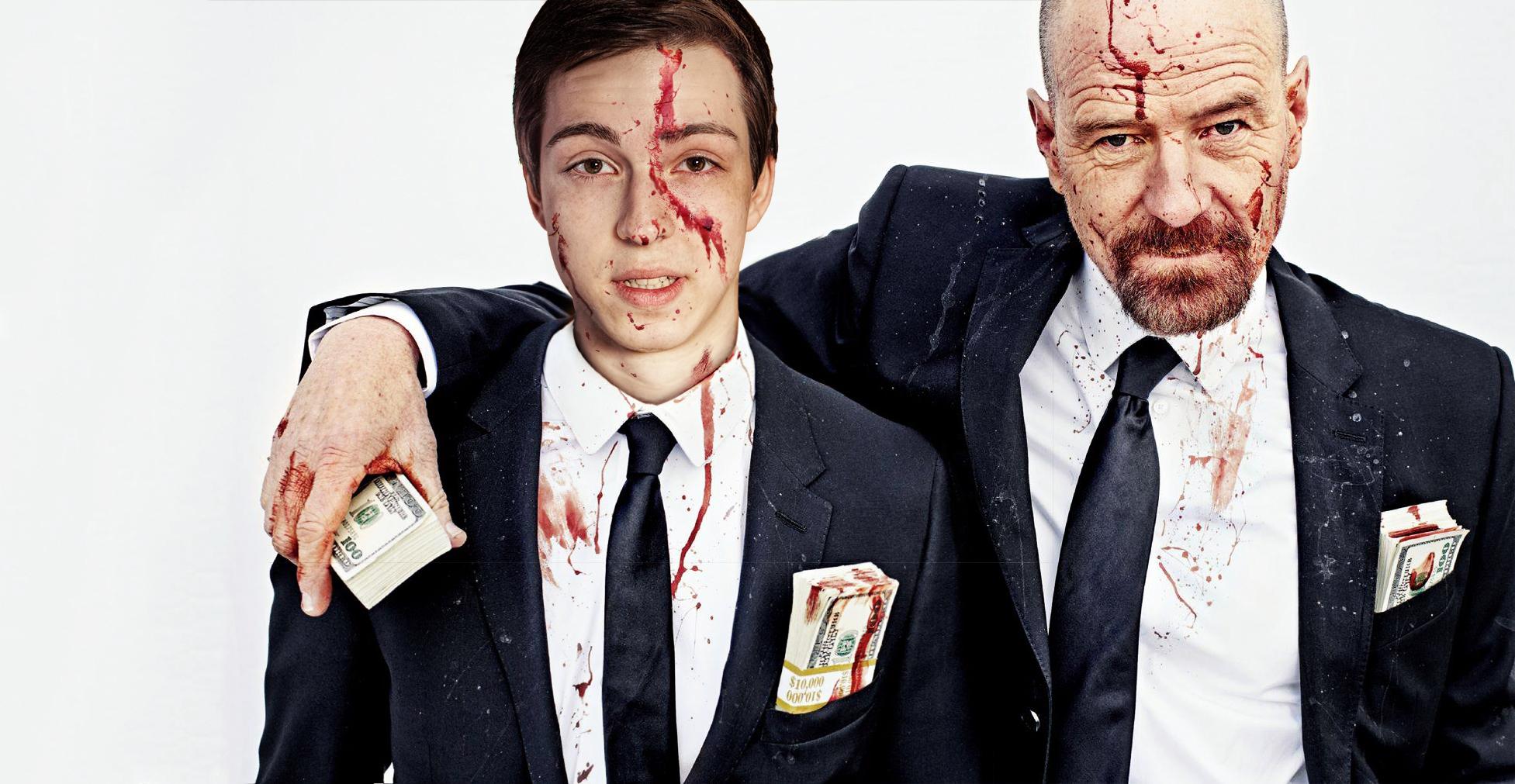 """Yo, Mr. White!"" Breaking Bad"