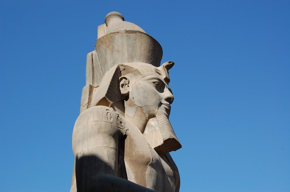 Yo, Ramzes II. Ja, Ramzes II Wielki:)