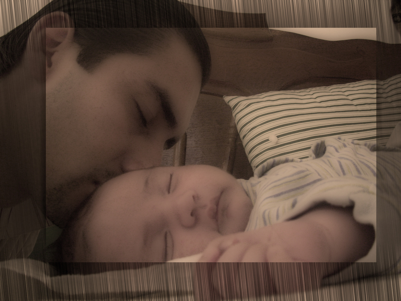 yo y mi bebe