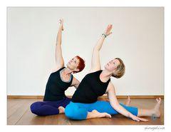 Yoga - Beuge, Variation