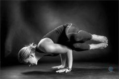 Yoga | Die seitliche Krähe