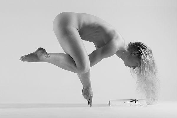 ... Yoga für Fortgeschrittene ...