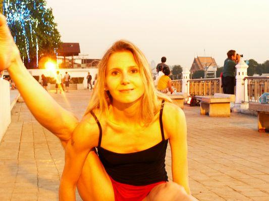 Yoga in Bangkok