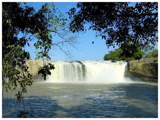 Yok Don Nationalpark - Wasserfall