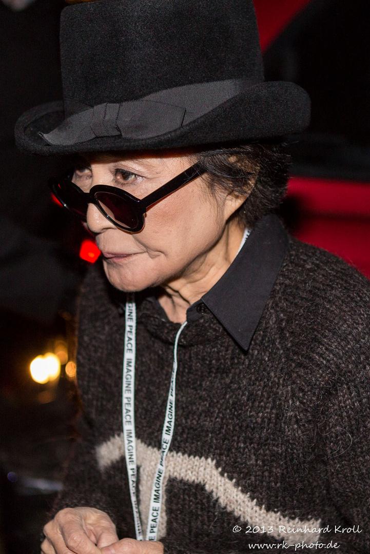 Yoko Ono: Imagine Peace - Stell dir vor es ist Frieden