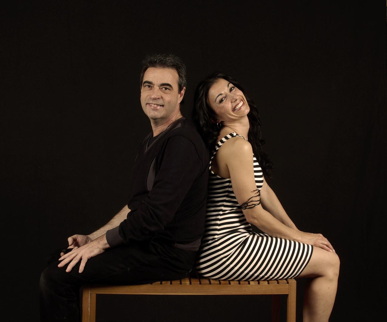 Yolanda y Ramón