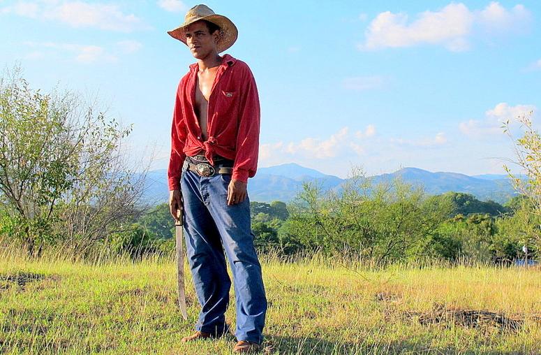 Yordanis, Farmer auf Kuba