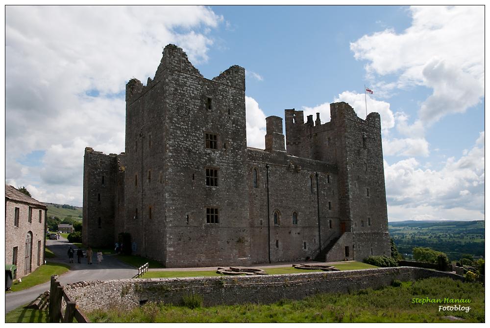Yorkshire 16 - Bolton Castle