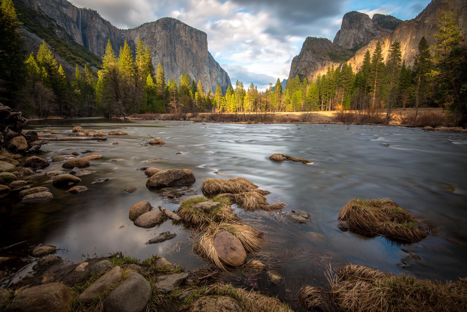 Yosemite Evening