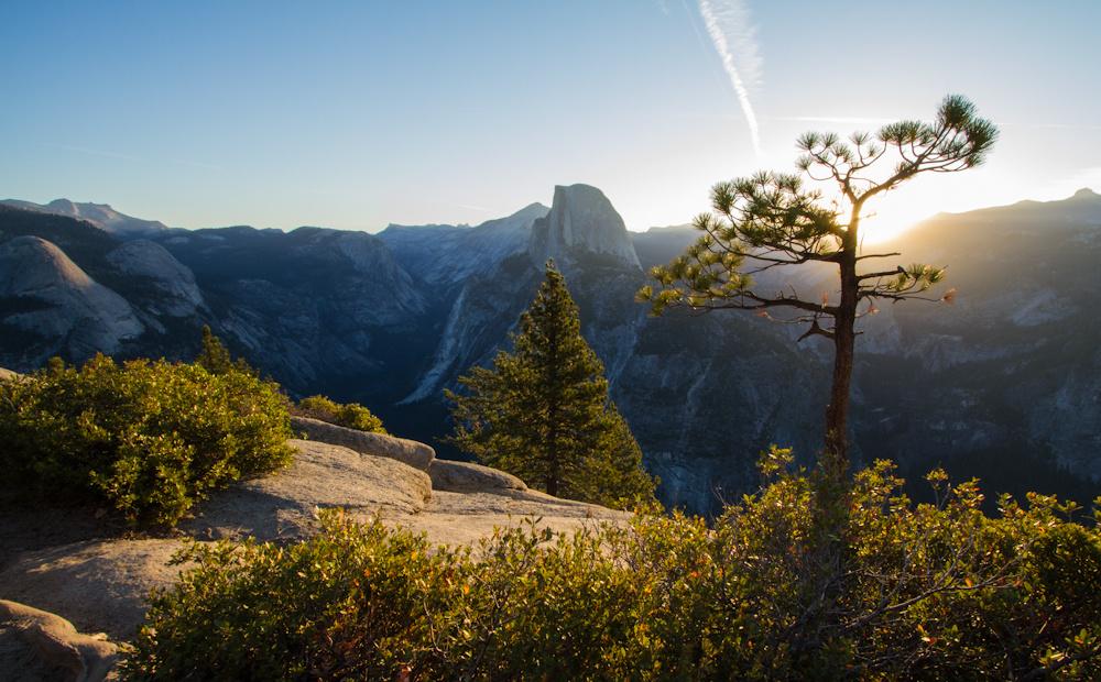 Yosemite: Glacier Point
