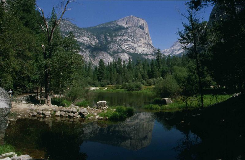 Yosemite Idylle