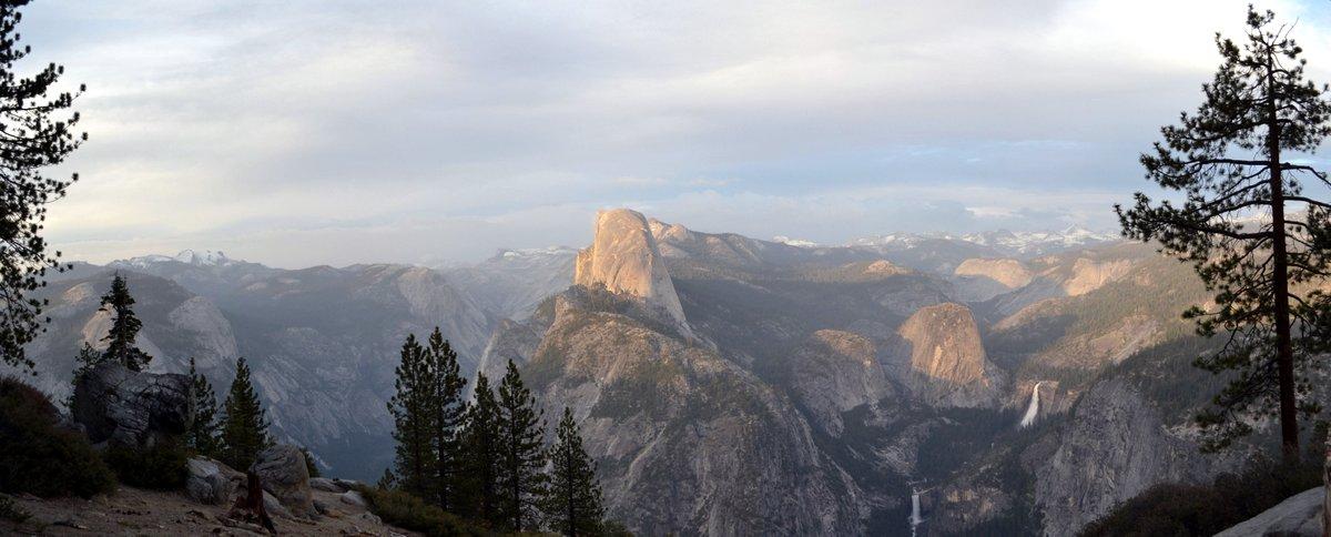 Yosemite NP im Mai 2013