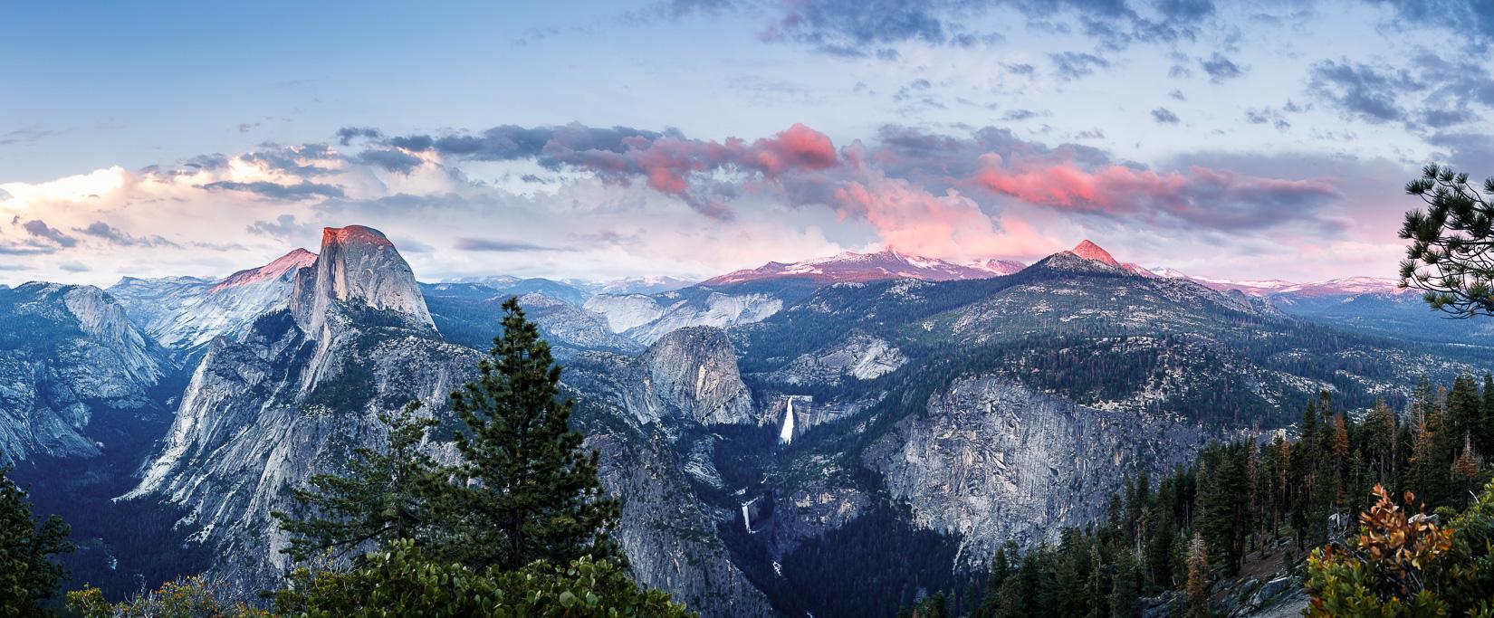 Yosemite Vista | Glacier Point