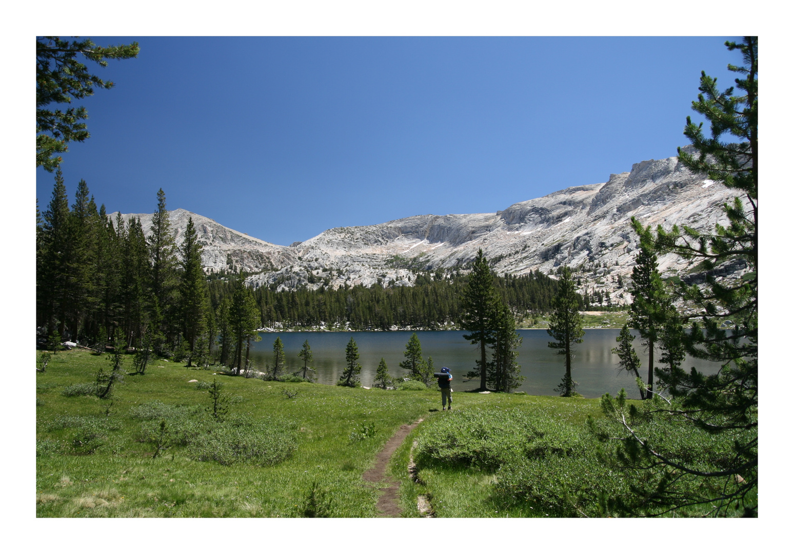 Yosemite Wilderness