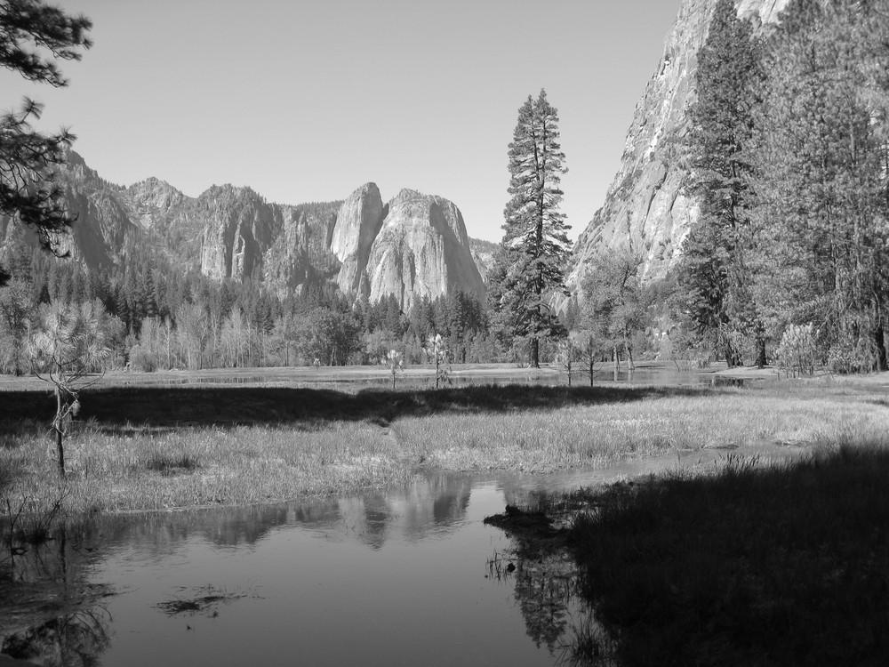 Yosemitetal in S/W