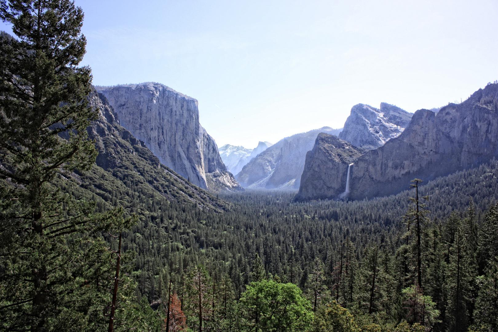 Yosemity Nationalpark