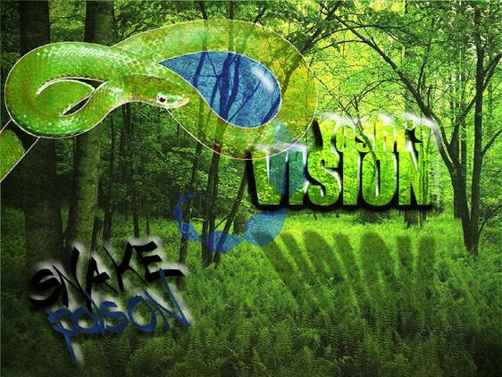 Yoshi's VISION - Green